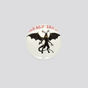Jersey Devil Mini Button
