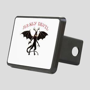 Jersey Devil Rectangular Hitch Cover