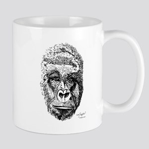 Gorilla by 1meps Mugs