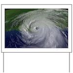 Hurricane Katrina Yard Sign