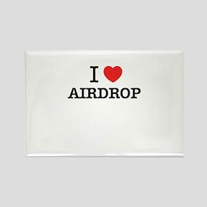 I Love AIRDROP Magnets