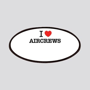 I Love AIRCREWS Patch