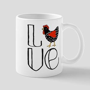 Chicken Love Mugs