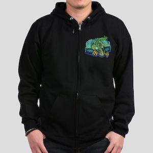 SLEEPING DRAGON Sweatshirt