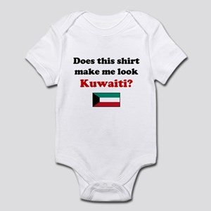 Make Me Look Kuwaiti Infant Bodysuit