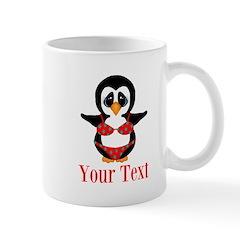 Penguin in Bikini Mugs