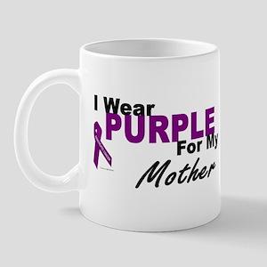 I Wear Purple For My Mother 3 (PC) Mug