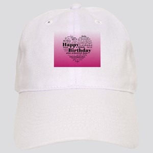 172b4d28c47 Feliz Cumpleanos Spanish Happy Birthday Hats - CafePress