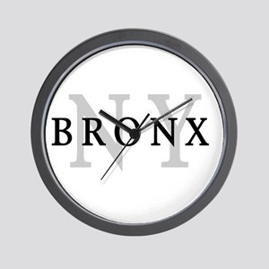 Bronx New York Wall Clock