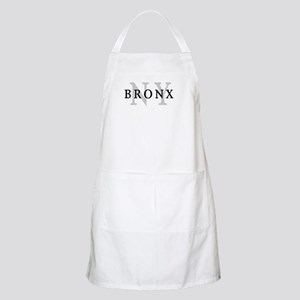 Bronx New York BBQ Apron