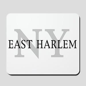 East Harlem New York Mousepad