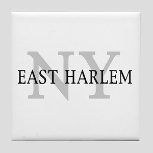 East Harlem New York Tile Coaster