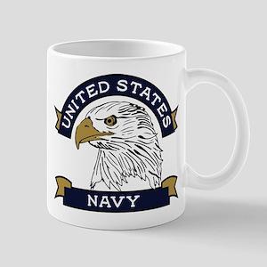 United States Navy Eagle 11 oz Ceramic Mug