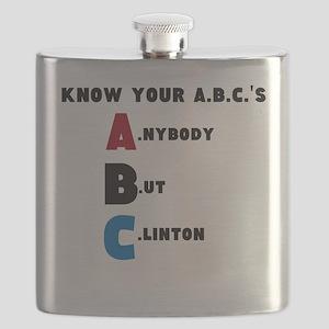 A.nybody B.ut C.linton Flask