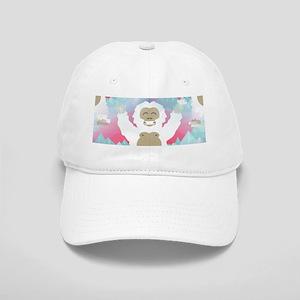 pink yeti Cap