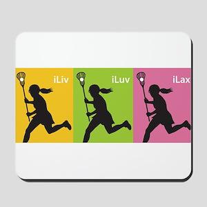 iLiv iLuv iLax Mousepad