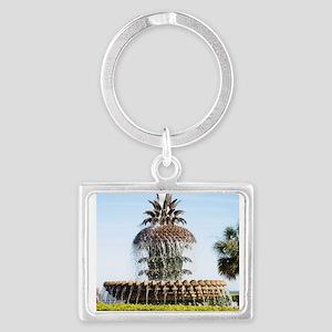 Charleston SC Waterfront Park Keychains