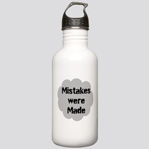 Mistakes were Made Water Bottle