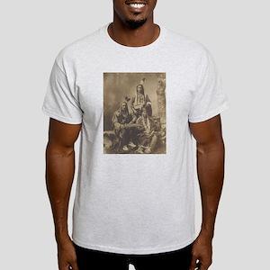 Little Wound Ash Grey T-Shirt