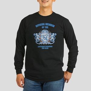 Austrian Pinscher Long Sleeve Dark T-Shirt