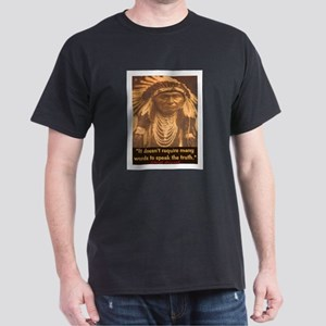 SPEAK THE TRUTH Dark T-Shirt