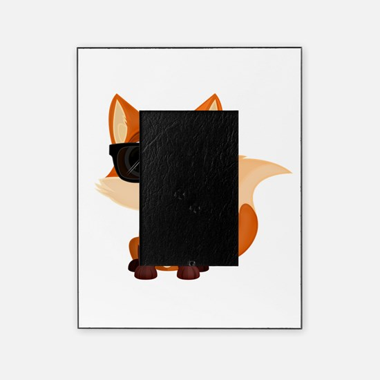 Cool Fox Picture Frame