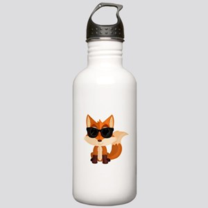 Cool Fox Stainless Water Bottle 1.0L