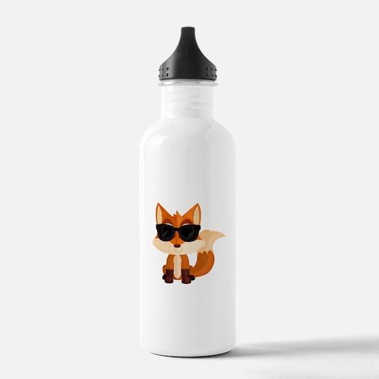 Cool Fox Water Bottle