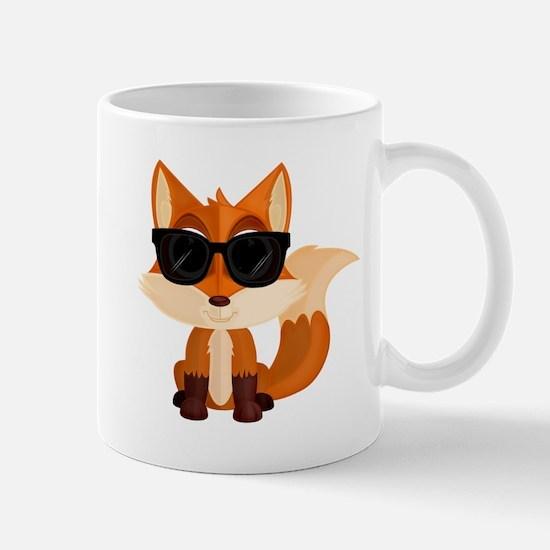 Cool Fox Mugs