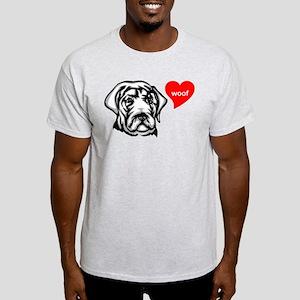 Australian Bandog Light T-Shirt