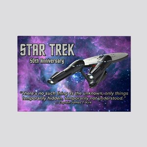 KIRK NO SUCH THING Rectangle Magnet