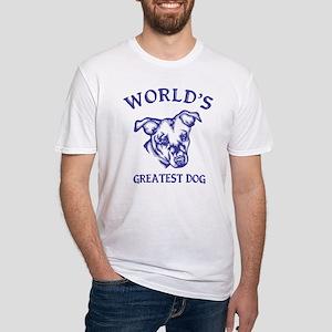 Austrian Pinscher Fitted T-Shirt