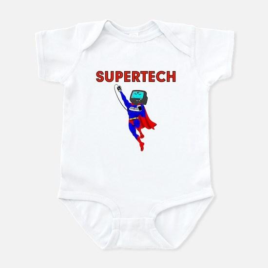 Supertech 1 Infant Bodysuit