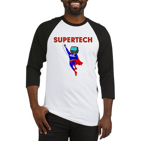 Supertech 1 Baseball Jersey