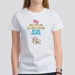 Belgian Malinois Women's T-Shirt