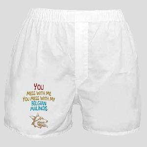 Belgian Malinois Boxer Shorts