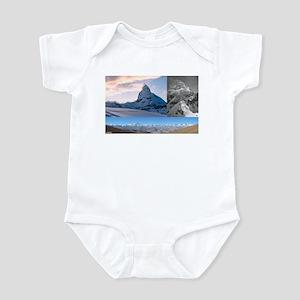 Everest,K2 and Matterhorn Summits Body Suit