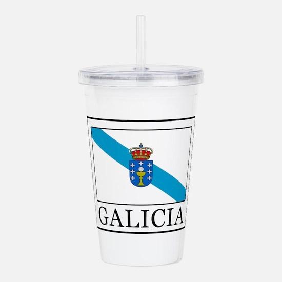 Galicia Acrylic Double-wall Tumbler