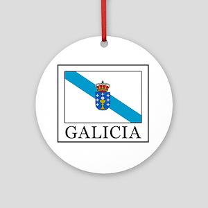 Galicia Round Ornament