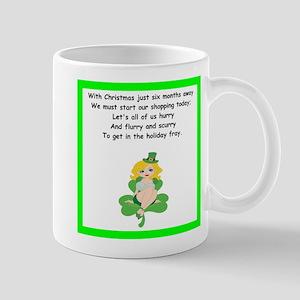 funny limerick Mugs