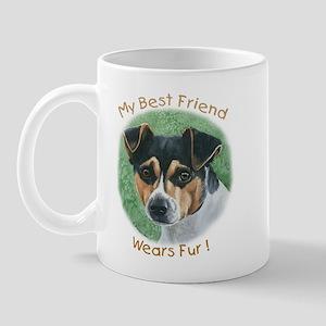 Best Friend Rat Terrier Mug