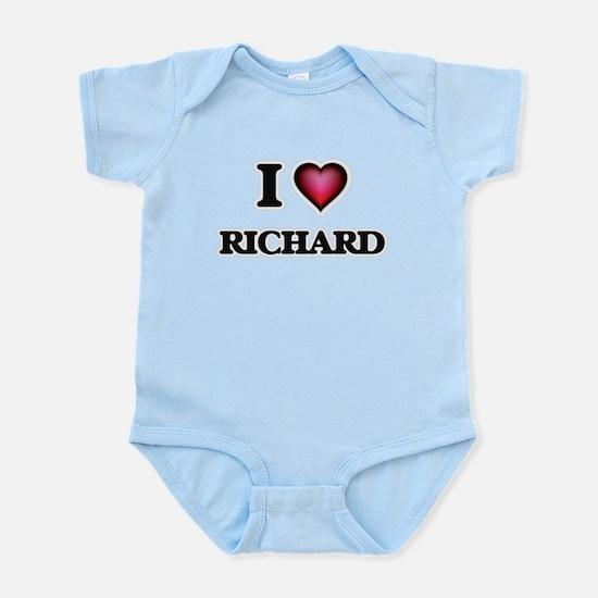 I Love Richard Body Suit