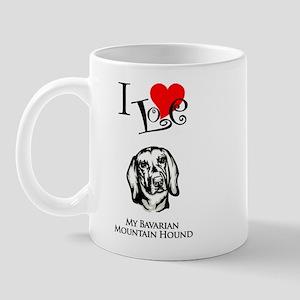 Bavarian Mountain Hound Mug