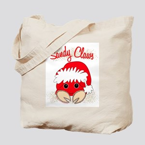 """Sandy Claws"" Tote Bag"