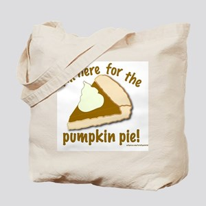 """Thanksgiving humor"" Tote Bag"