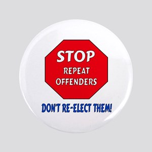 """Vote Them Out 3.5"""" Button"""