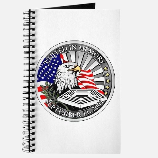 9/11 Memorial Journal