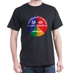 Autistic Spectrum logo Dark T-Shirt