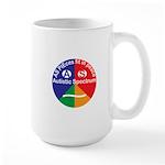 Autistic Spectrum logo Large Mug
