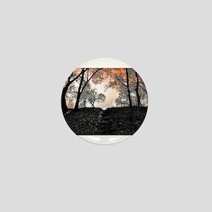 Nightmare forest Mini Button